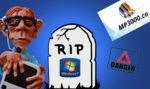 ATTENTION Le 14 janvier 2020, sonnera le glas pour Windows 7!!!